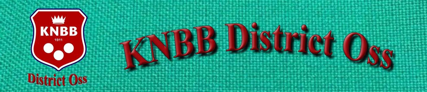 KNBB District Oss 2020