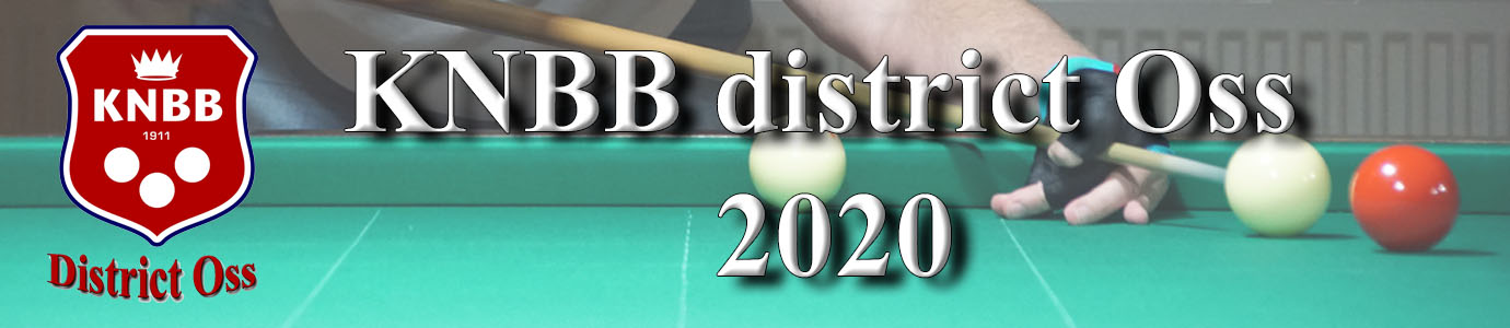 KNBB District Oss 2020